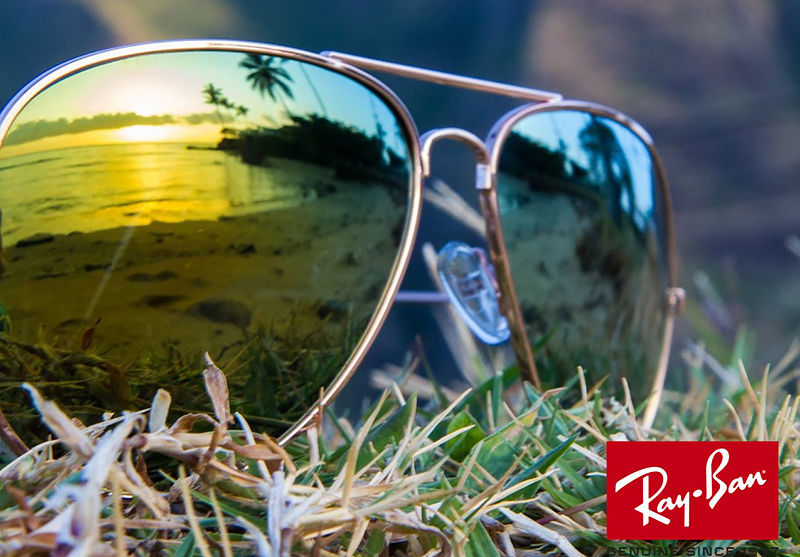 July Featured Brand – RayBan