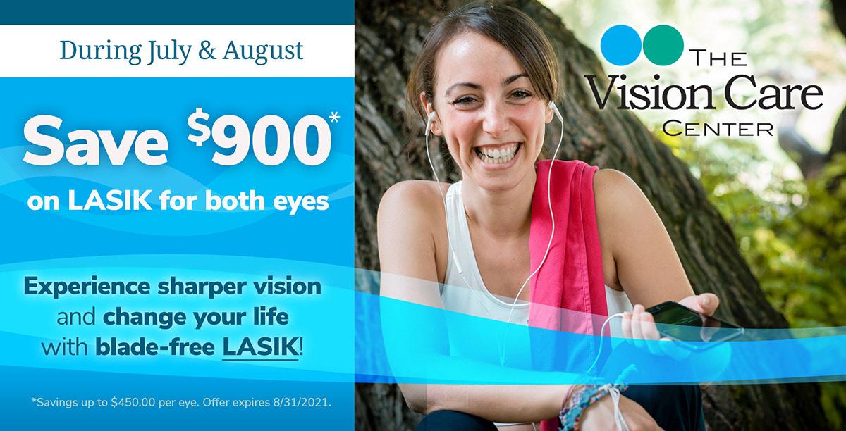TVCC 2021 Summer LASIK Promo